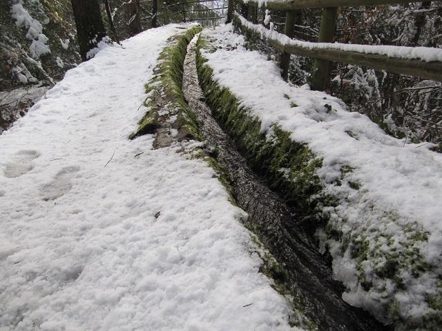 Canal à la cascade Mencke