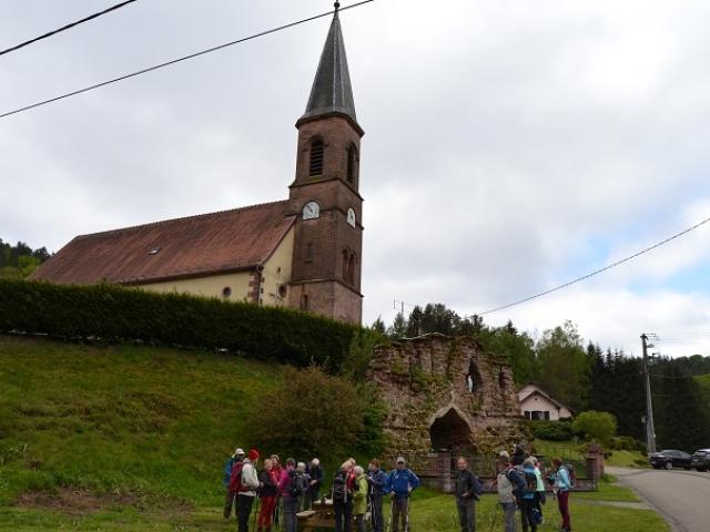 L'Eglise de Roppeviller