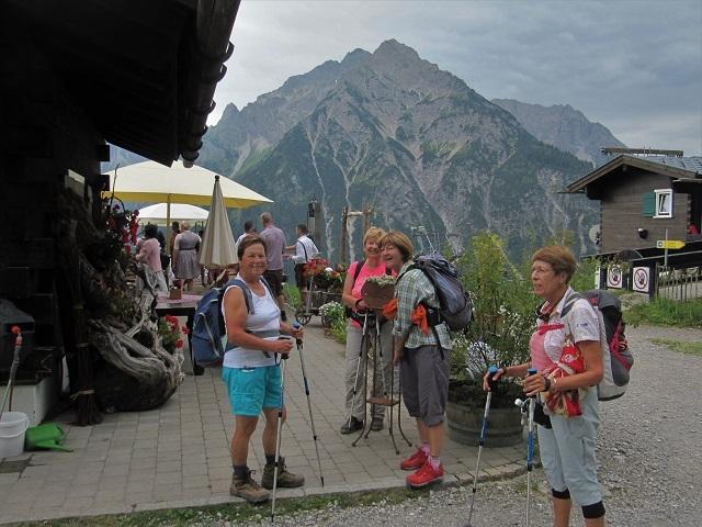 Mittelberg - Sonna-Alp
