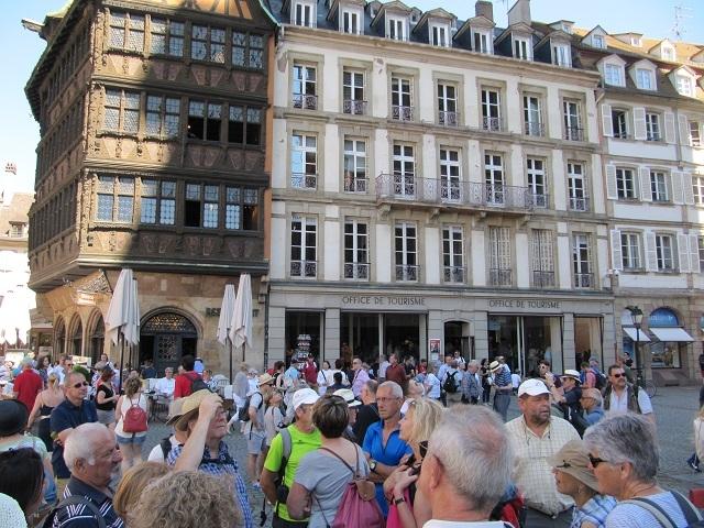 Strasbourg - Place de la Cathédrale - Kammerzell