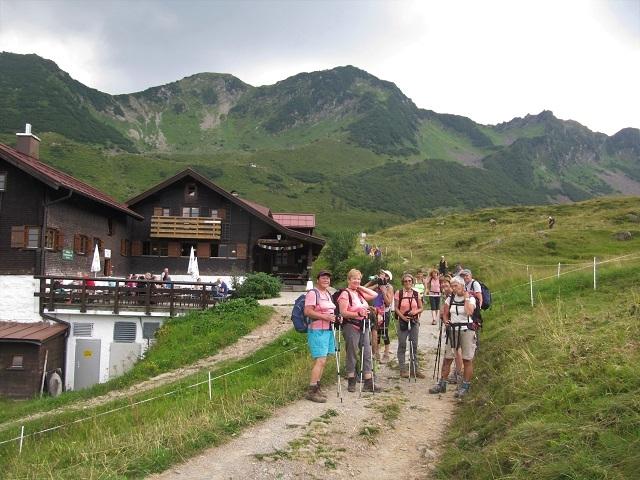 Schwarzwasser Hütte