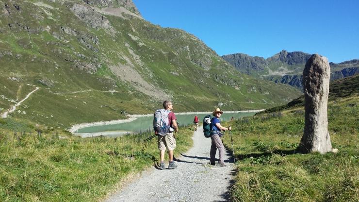 061 Descente vers le lac Silvretta