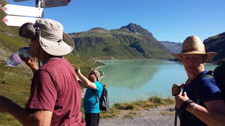 063  Descente vers le lac Silvretta