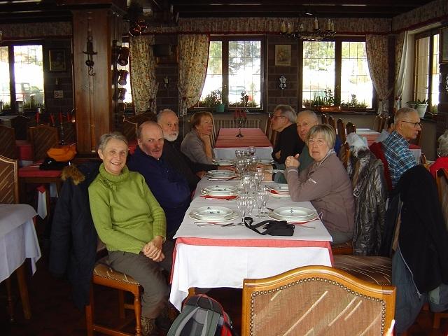 Repas au Freudeneck