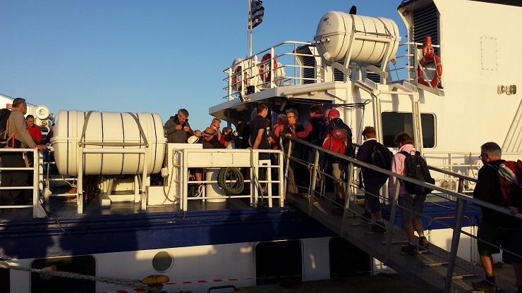 043 Embarquement à Camaret