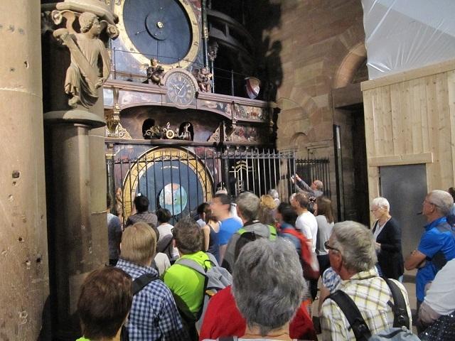 Cathédrale de Strasbourg - L'Horloge astronomique
