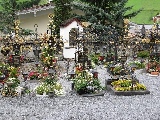 IMG_0165 Visite d'Ischgl - Cimetière