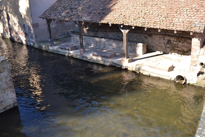 Lavoir à Wolxheim