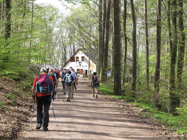 Vers Ramberger Waldhaus
