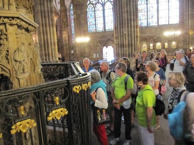 Cathédrale de Strasbourg - La chaire