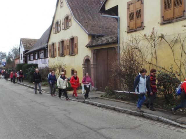 Passage à Wolxheim