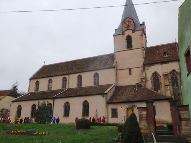Eglise de Rosenwiller