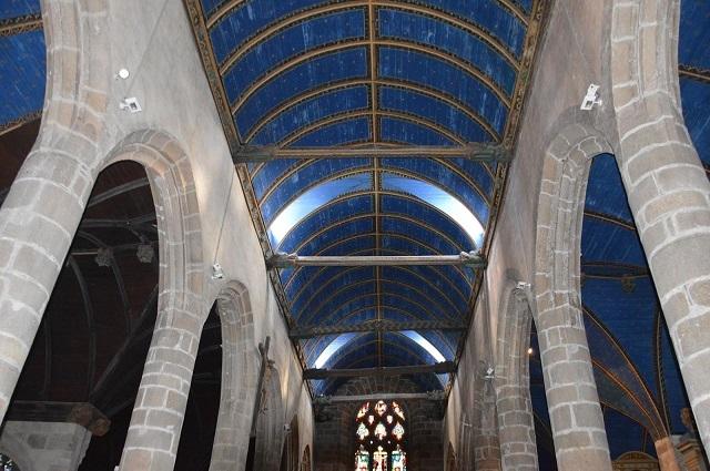 Eglise Ste Melaine Morlaix
