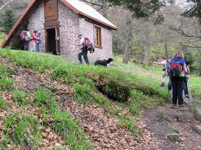 5883 Refuge du Schneeberg