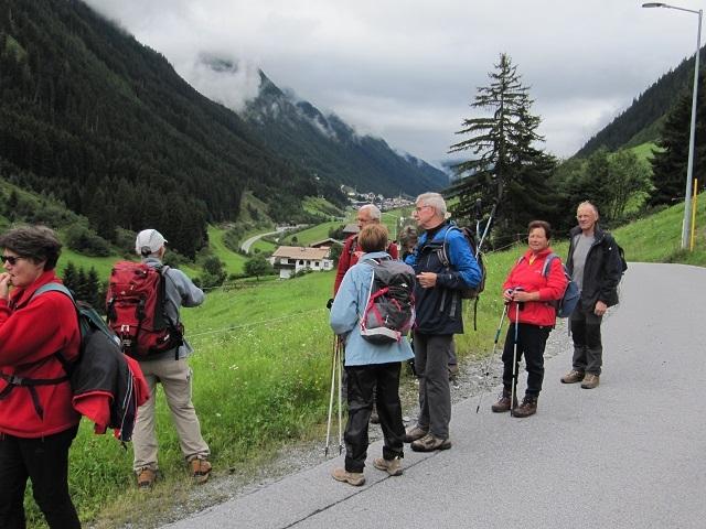 IMG_0178 Paznauntal - Ischgl à Kappl - Vue vers Ischgl