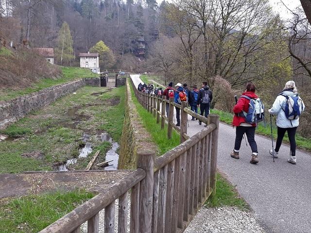 L'ancien canal de la Marne au Rhin