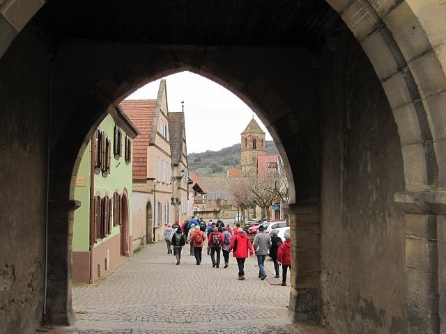 Porte du Lion (Loewentor)