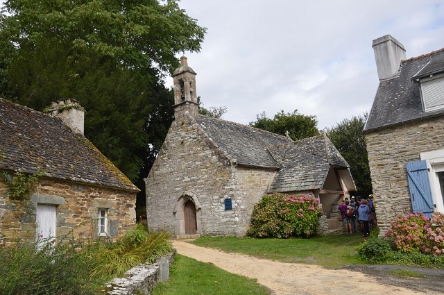Chapelle Ste Barbe, Plestin les Grèves