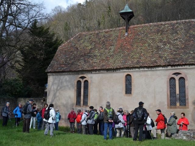 Chapelle St Wendelin