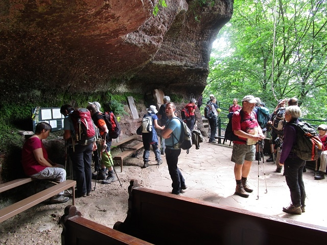 Grotte St Vit