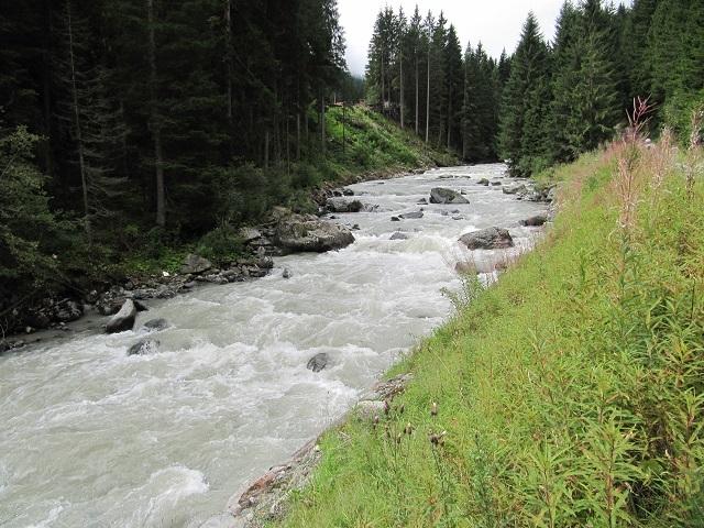 IMG_0189 Paznauntal - Ischgl à Kappl - La rivière Trisanna