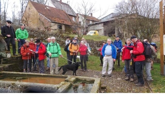 Zittersheim - La fontaine du village